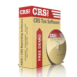 CRS Reporting Software